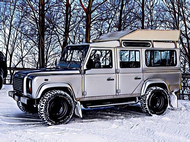 4×4 Jeep tour