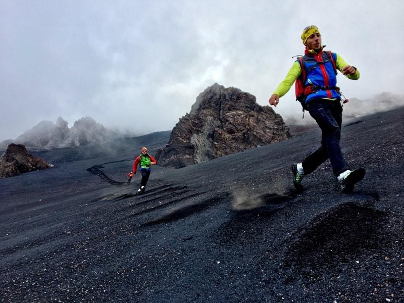 etna trekking sul vulcano Etna