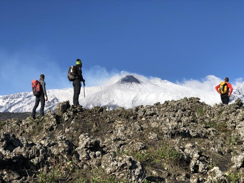Etna Trekking sull'Etna