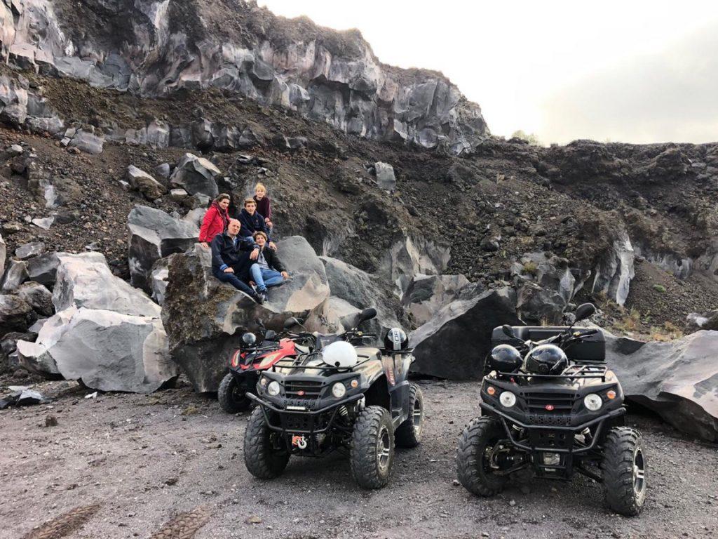 Escursioni Etna in Quad