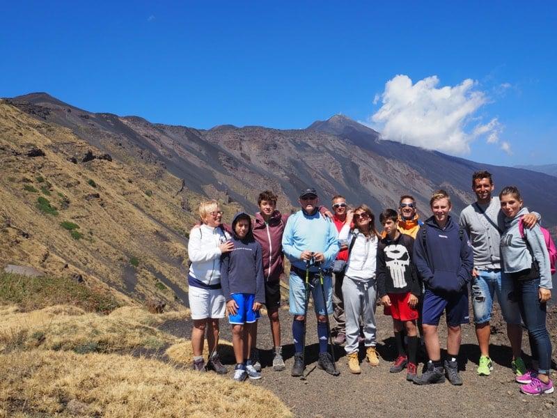 escursioni sull'Etna per scuole